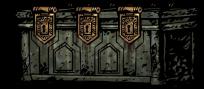 鍵のかかった石棺