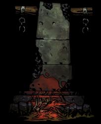 いけにえの墓石
