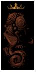 先祖の海獣像